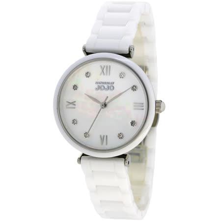 NATURALLY JOJO  自信與魅力時尚腕錶-JO96901-81F