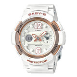 CASIO 卡西歐 BABY-G 街頭運動時尚女用腕錶/46mm/BGA-210-7B3