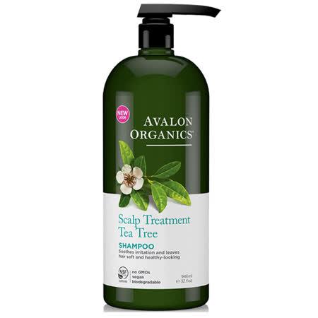 AVALON有機茶樹洗髮精946ml