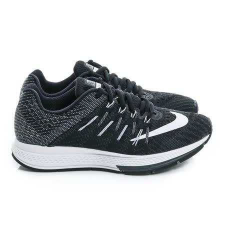 NIKE (女) 慢跑鞋 黑/白 748589010