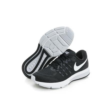 NIKE (女) 慢跑鞋 黑白 818100001