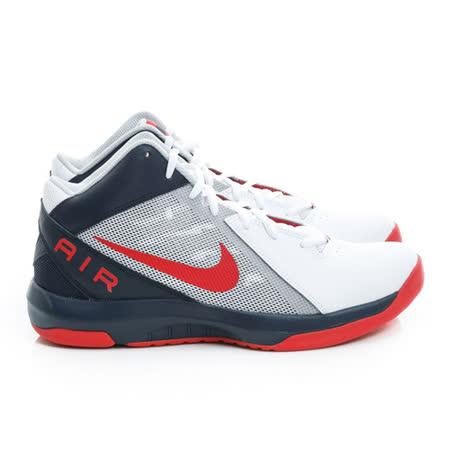 NIKE (男) 籃球鞋 白灰紅黑 831572101