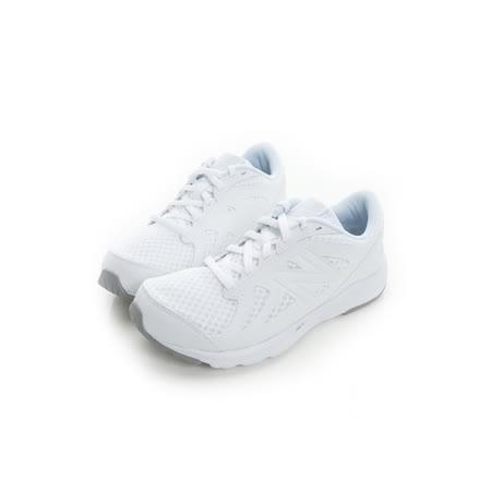 New Balance (女) 慢跑鞋 白 W490CW4