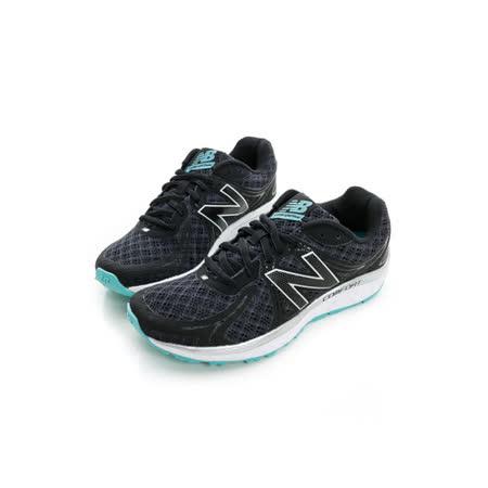 New Balance (女) 慢跑鞋 黑白綠 W720RF3