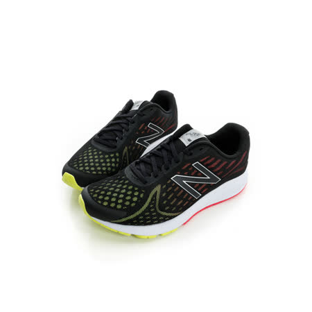 New Balance (男) 慢跑鞋 黑白黃 MRUSHBP2