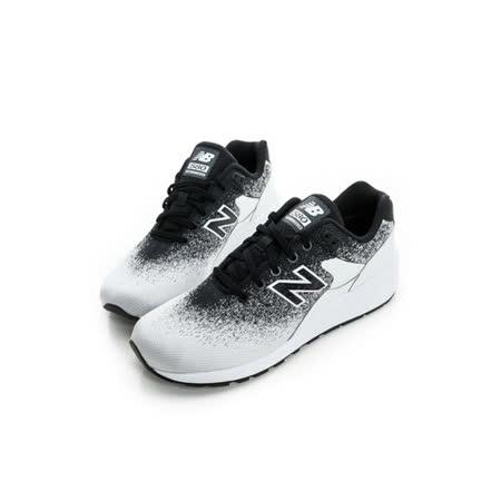 New Balance (男) 經典復古鞋 黑灰 MRT580JR