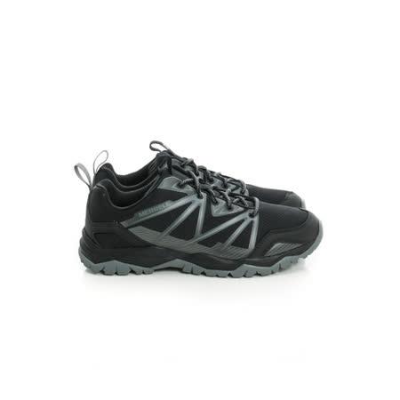 Merrell (男) 慢跑鞋 黑銀 ML35833