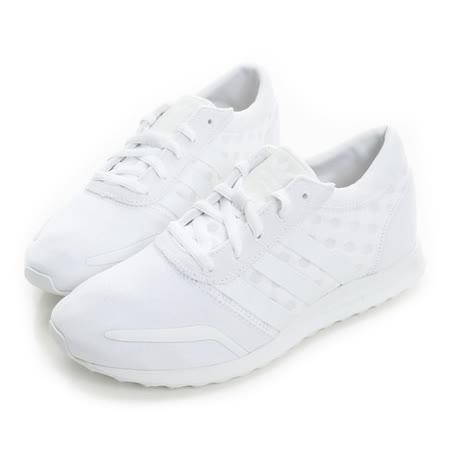 Adidas (女) 經典復古鞋 白 S76575