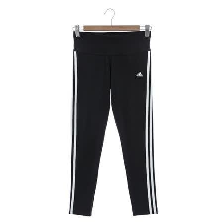 adidas女 緊身褲 黑S21020