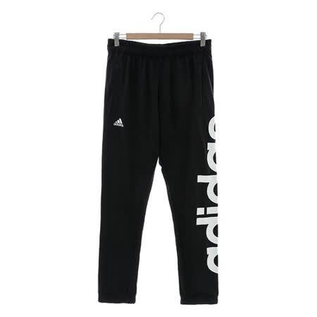 adidas愛迪達 男 棉褲 黑AK1569