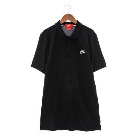 NIKE(男)POLO衫 黑727331010