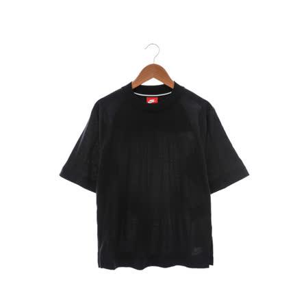 Nike(女)短袖上衣 黑804036010