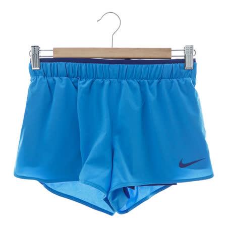 Nike(女)運動短褲 777489435 藍