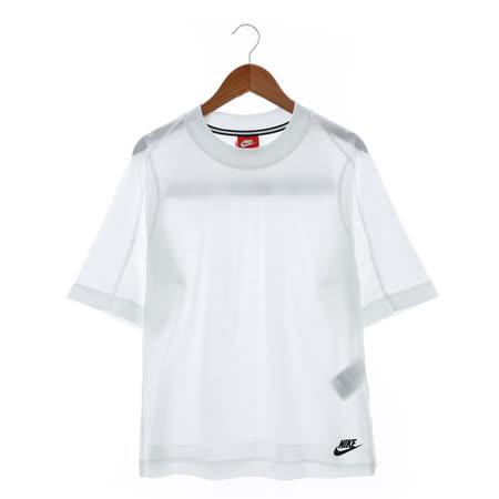 Nike(女)短袖上衣 白804036-100