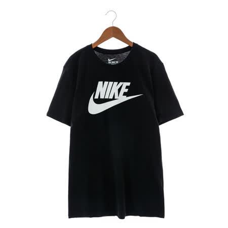 Nike 男 短袖上衣 黑696708015