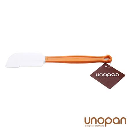 《UNOPAN》矽膠刮刀(橘黃)/刮刀/抹刀UN35116/烘焙器具