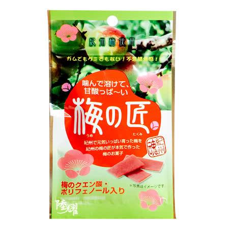 日本梅之匠 梅片15g