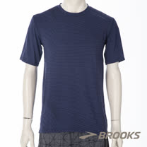 BROOKS 男 Distance 短T(210846417)
