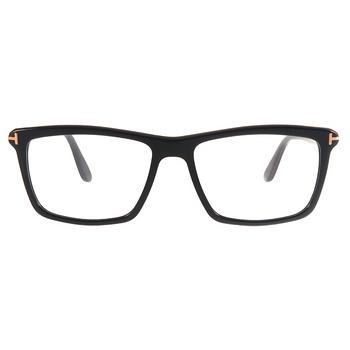 TOM FORD 光學眼鏡 簡約別緻方框款 (黑) #TOM5407 001