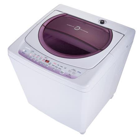【全新福利品】東芝10公斤不鏽鋼單槽洗衣機 AW-B1075G + 基本安裝