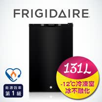 美國富及第Frigidaire 131L超低溫單門冰箱 黑色 FRT-1313M