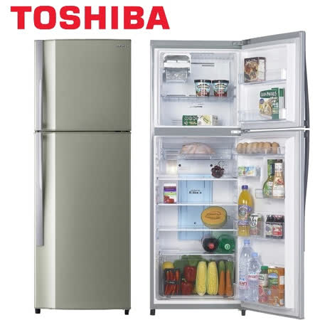 【全新福利品】TOSHIBA東芝226公升兩門電冰箱GR-S24TPB+基本安裝