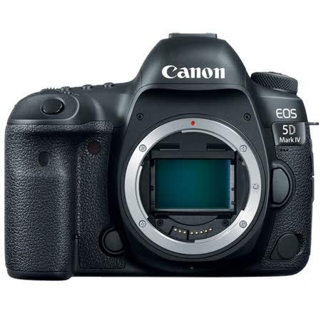 Canon EOS 5D Mark IV (5D4) BODY 單機身(公司貨).-送32G U3記憶卡+專用電池(LP-E6)+Manfrotto輕巧旅行單腳架