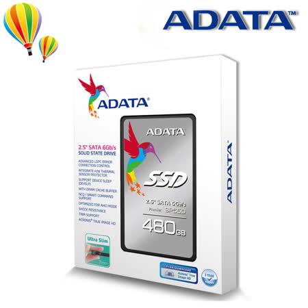 ADATA 威剛 SP550/480G SSD 固態硬碟 / SP550 SATA SSD