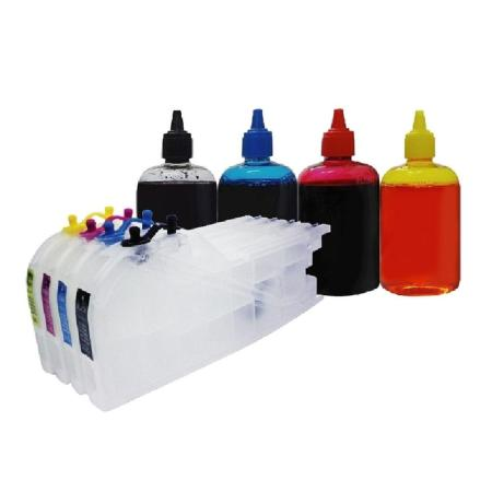YUANMO Brother 填充式墨水匣 J825DW 專用長匣