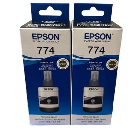 EPSON T7741 黑色 原廠墨水匣