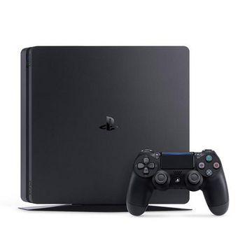 PS4 Slim 薄型主機 2017 型 1TB 墨黑