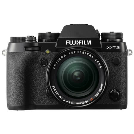 FUJIFILM X-T2+18-55mm (公司貨).-送相機包+清潔組+保護貼