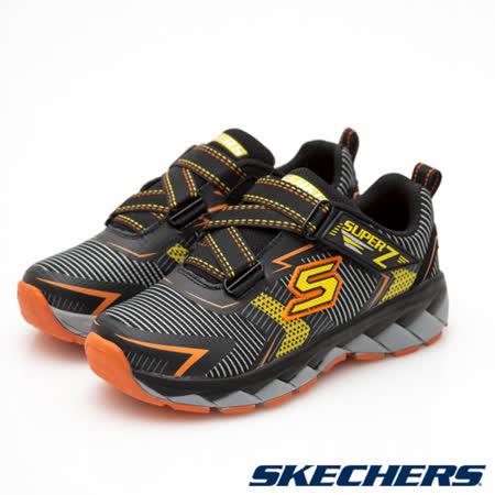 SKECHERS (童) 男童系列 Zipperz - 95970LBKYO