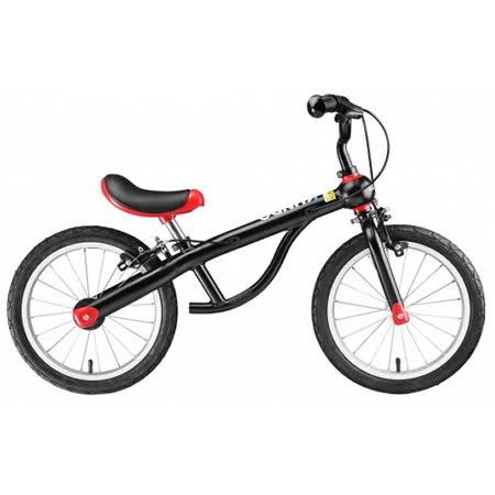 KUNDO 二合一兒童(平衡/腳踏)車-紅16吋