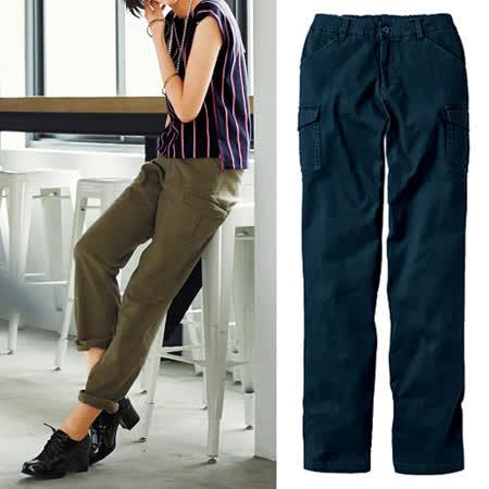日本Portcros 預購-舒適彈性休閒褲工作褲(共三色)