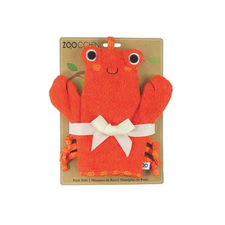 ZOOCCHiNi 可愛動物沐浴手套-螃蟹