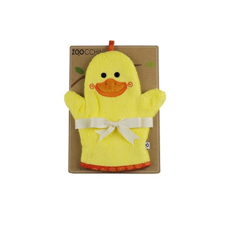 ZOOCCHiNi 可愛動物沐浴手套-小鴨