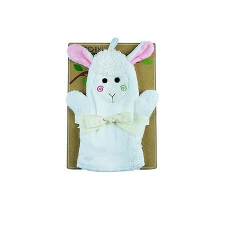 ZOOCCHiNi 可愛動物沐浴手套-小羊