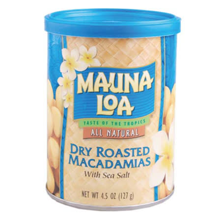 Mauna Loa夢露萊娜鹽焗夏威夷果仁127g