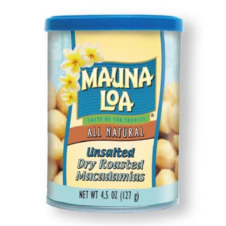 Mauna Loa夢露萊娜無鹽夏威夷果仁127g