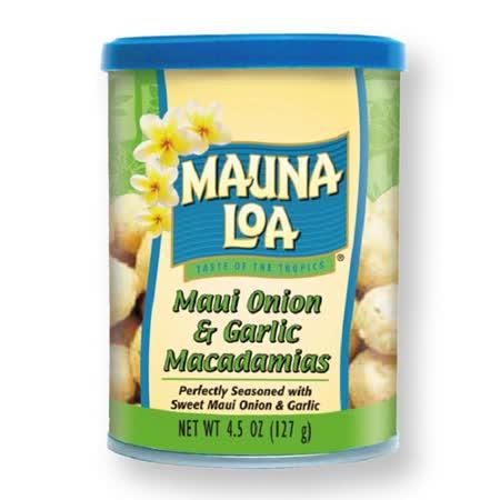 Mauna Loa夢露萊娜洋蔥香蒜夏威夷果仁127g