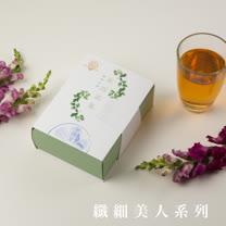 【糖鼎花茶】紫羅蘭烏龍 ─ 纖細美人