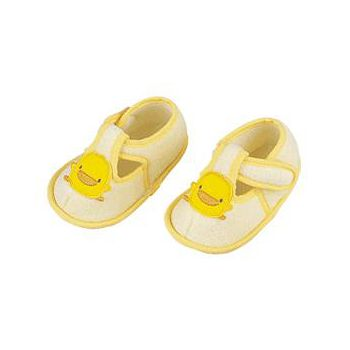黃色小鴨 學步鞋(素面) M 黃色 880083 (剩M黃 一雙)