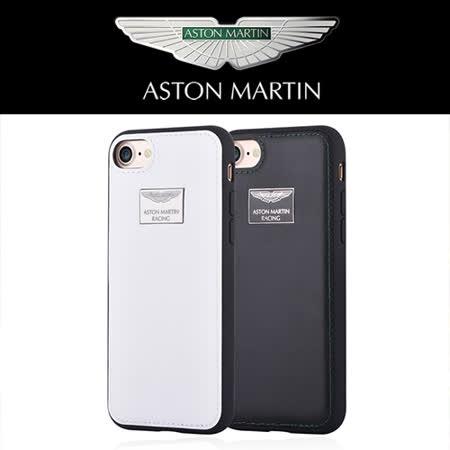 【WHOA!】英國Aston Martin iPhone 7 PLUS頂級真皮全包式手機背殼(5.5吋)
