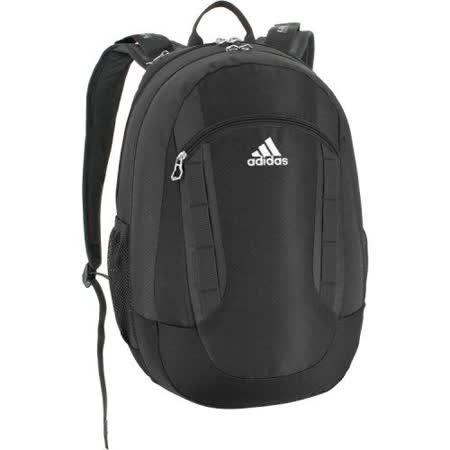 【Adidas】2016時尚Excel黑碳灰色大後背包【預購】