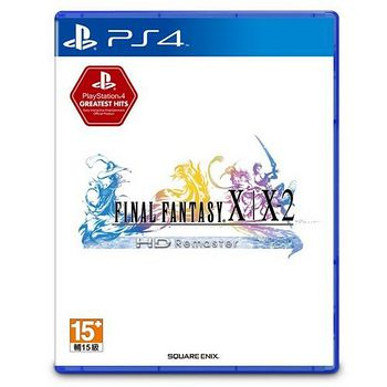 SONY PS4 遊戲Final Fantasy X+X-2 Remaster 亞洲中文版