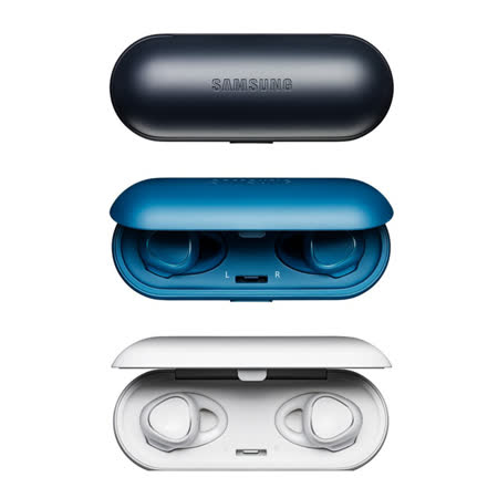Samsung 三星 Gear IconX (SM-R150) 藍牙耳機(藍/黑/白色)-【送NIKE印花頭帶(3條入)+隨身水瓶+Fitty冰肌巾】