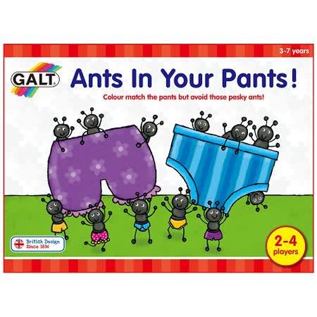 英國GALT桌遊-褲子有螞蟻!