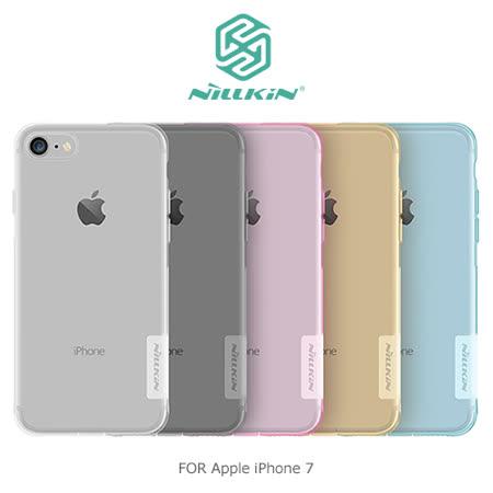 NILLKIN Apple iPhone 7 本色TPU軟套