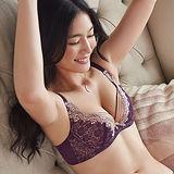 【蕾黛絲】經典靠過來 B-C罩杯內衣(奢華紫)